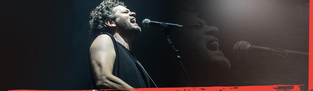 אמיר דדון-מופע להקה חשמלי