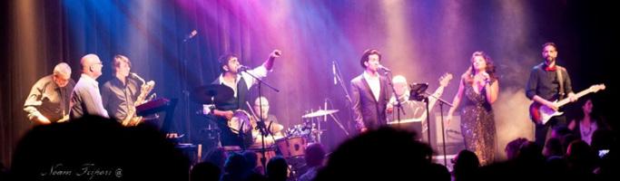 The Motown Tribute – חגיגה של מוטאון