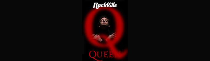 רוקוויל – המחווה לקווין – מיטב הלהיטים הגדולים